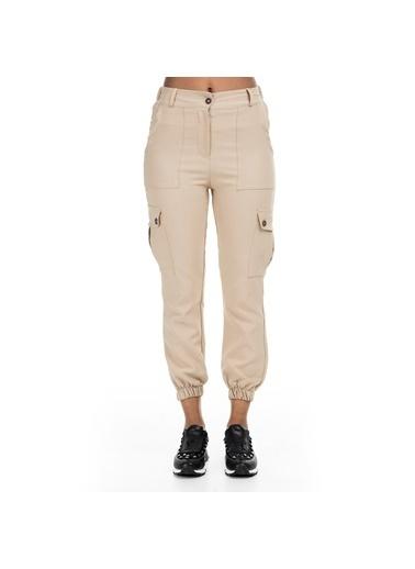 Fashion Friends Pantolon Taş